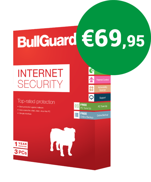 Bullguard Anti-virus 2018